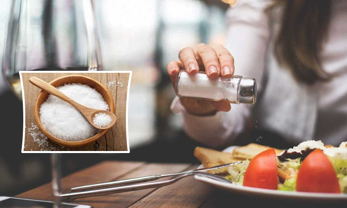 Telugu Bacterial Infections, Excessive Salt, Health Tips, Immunity System Weak, Life Style, Listeria Bacteria Infections, Too Much Salt, Using Excessive Salt Leads To Bacterial Infections, Weak Your Immune System, Your Diet-Telugu Health