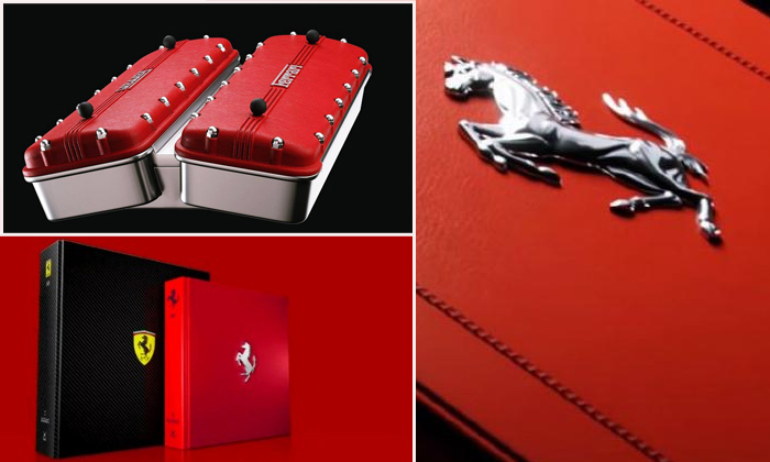 Ferrari Collectible Art Book Will Cost You Over Rs 20 Lakh- Telugu Viral News Ferrari Collectible Art Book Will Cost You Over Rs 20 Lakh--Ferrari Collectible Art Book Will Cost You Over Rs 20 Lakh-