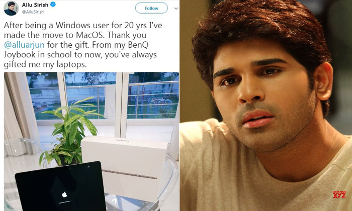 Fans Funny Counter To Allu Sirish Twitter-
