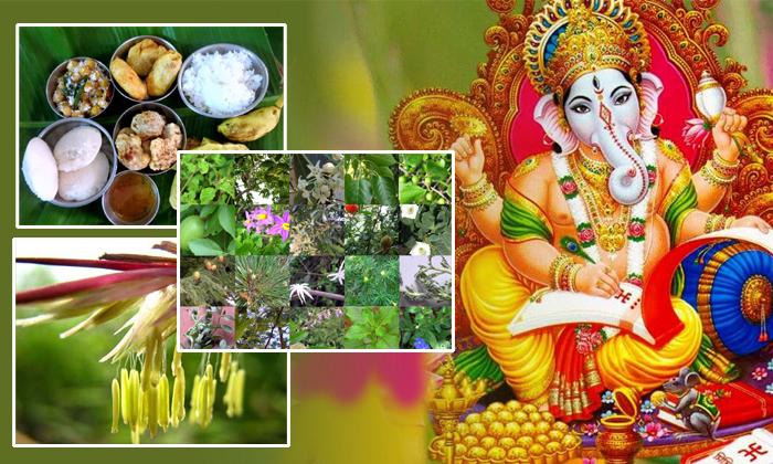 9 Days Of Ganesh Chaturthi Navaratri 2018-