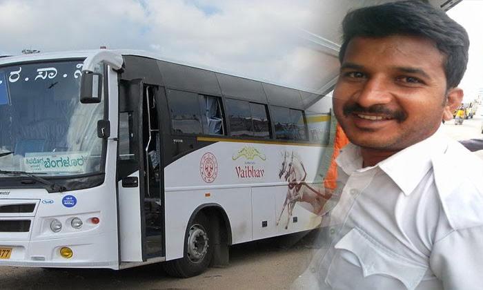 జోరుగా వర్షం పడుతోంది. బస్సు డ్రైవర్ మమ్మల్ని అందులోనే వదిలేసి బయటే అలా వేచి చూస్తుంటే..-General-Telugu-Telugu Tollywood Photo Image