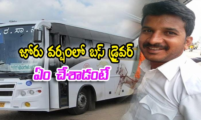 Bus Driver Helping Nature Real Story