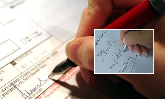 What Does Your Signature Say About You- Telugu Viral News What Does Your Signature Say About You--What Does Your Signature Say About You-