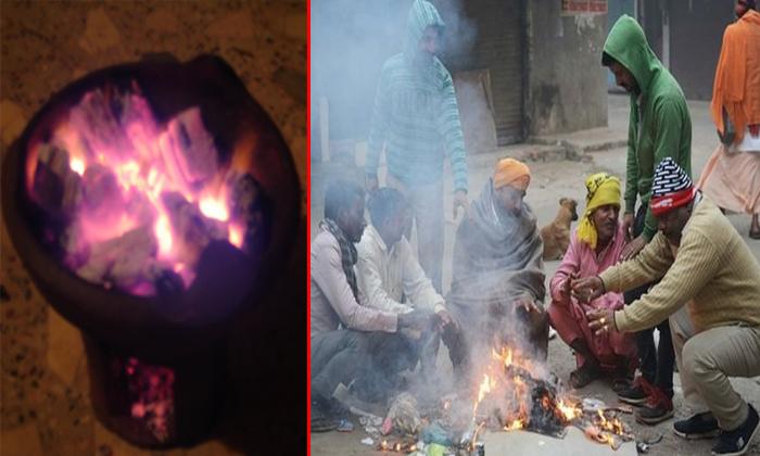 చలి కాగేందుకు తల్లి, కొడుకులు బొగ్గుల కుంపటి పెట్టుకుంటే.. జూబ్లీహిల్స్ లో గుండెలను పిండేసే సంఘటన-General-Telugu-Telugu Tollywood Photo Image
