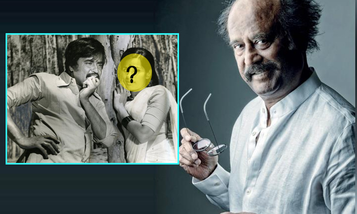 TeluguStop.com - రజినీ ఫేవరేట్ హీరోయిన్ ఎవరో తెలిస్తే అవాక్కయ్యి, రజినీ నిజంగా సూపర్ స్టార్ అంటారు-Movie-Telugu Tollywood Photo Image