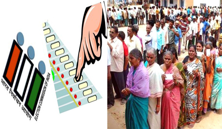 One Villegers Boycott Voting At Telangana Elections