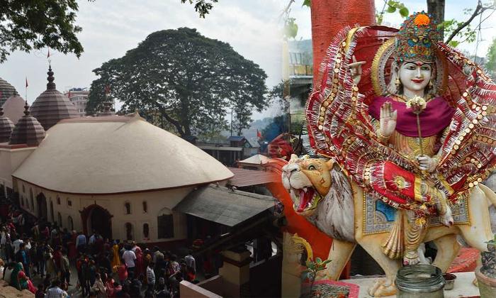 అష్టాదశ శక్తిపీఠాలు…ఈ శక్తిపీఠం స్పెషల్.. అక్కడి వింతలు-విశేషాలు…-Devotional-Telugu Tollywood Photo Image