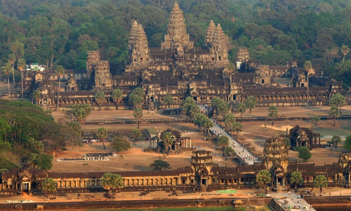 Nasa Technology Reveals Hidden Graffiti Of Angkor Wat Temple- Telugu Devotional Bhakthi(తెలుగు భక్తి ) Nasa Technology Reveals Hidden Graffiti Of Angkor Wat Temple--Nasa Technology Reveals Hidden Graffiti Of Angkor Wat Temple-