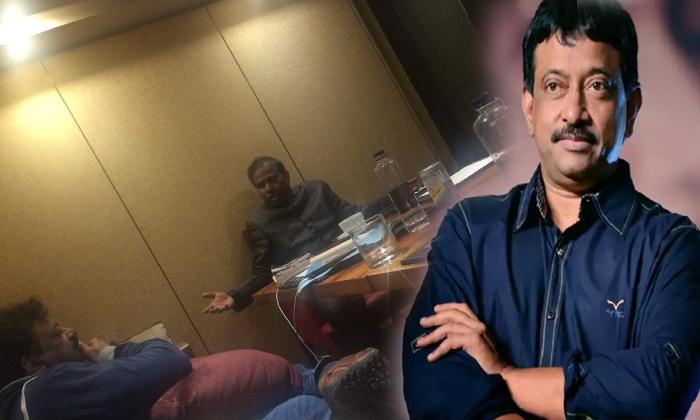 పాల్ కాళ్లు పట్టుకున్నట్లుగా ఒప్పుకున్న వర్మ.. కాని అంటూ మళ్లీ ట్విస్ట్ ఇచ్చాడు-General-Telugu-Telugu Tollywood Photo Image