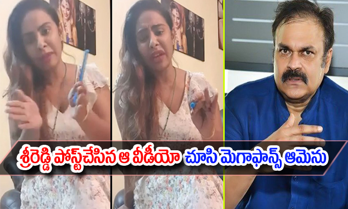 Sri Reddy Released A Video About Nagababu And Pawan Kalyan- Telugu Tollywood Movie Cinema Film Latest News Sri Reddy Released A Video About Nagababu And Pawan Kalyan--Sri Reddy Released A Video About Nagababu And Pawan Kalyan-
