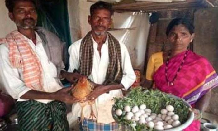 బంగారు గుడ్లు పెట్టే కోడి ఏమో కాని… ఈ కోడిని చూడండి, అవాక్కయి నోరెళ్లబెడతారు-General-Telugu-Telugu Tollywood Photo Image