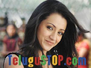 Trisha Actress Profile & Biography