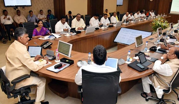 Ap Cabinet Decisions On Annadatha Sukheebhava Norms