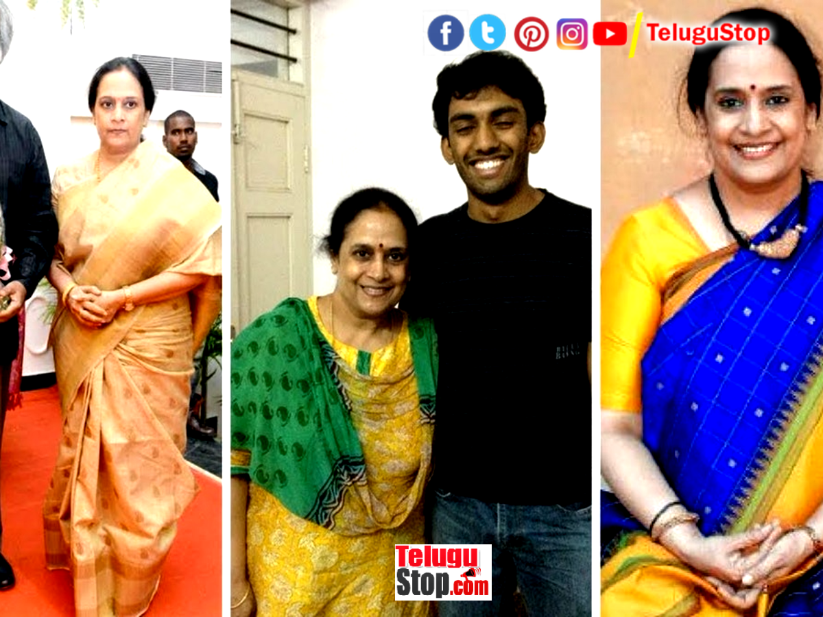 S P Sailaja Telugu Singer Profile & Biography