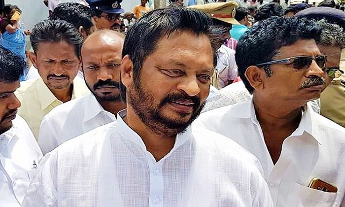 Amalapuram Ex Mp Harshakumar Sensational Comments On Tdp