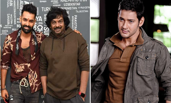 Puri Jagannath Movie With Mahesh After Ismart Shankar-