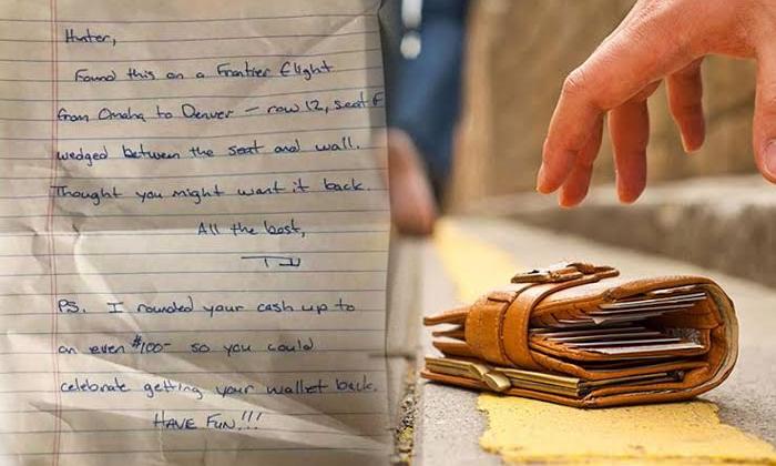 మీకు డబ్బున్న పర్సు దొరికితే ఏం చేస్తారు ఇతడు ఏం చేసాడో తెలిస్తే తప్పకుండా మీరు అభినందిస్తారు…-General-Telugu-Telugu Tollywood Photo Image