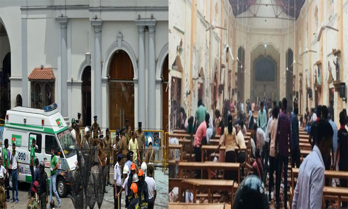 125 People Died In Srilanka Terror Bomb Blasts