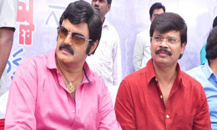Balayya Not Interested To Plan Movie With Boyapati