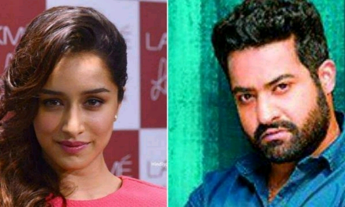 Rajamouli Discuss With Shraddha Kapoor For Rrr Movie- Telugu Tollywood Movie Cinema Film Latest News Rajamouli Discuss With Shraddha Kapoor For Rrr Movie--Rajamouli Discuss With Shraddha Kapoor For Rrr Movie-