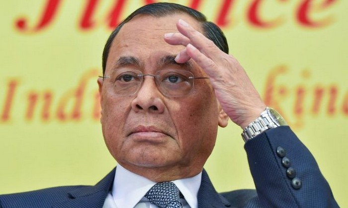 Sexual Harassment Allegation On Supreme Court Chief Justice