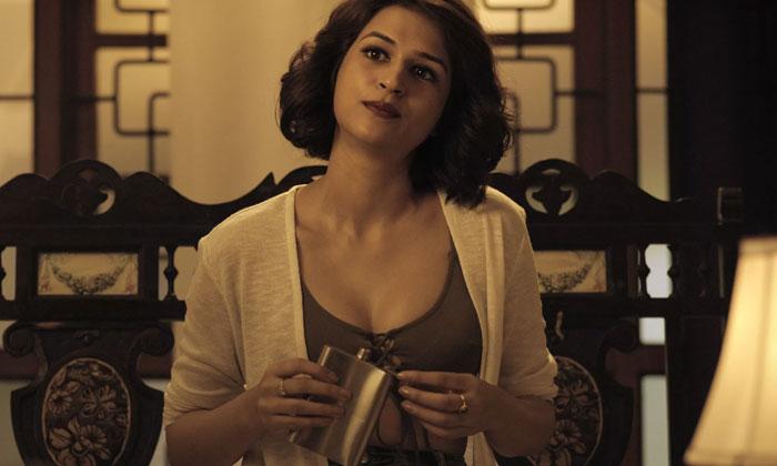 Shraddha Das Play Bold Role In Short Film