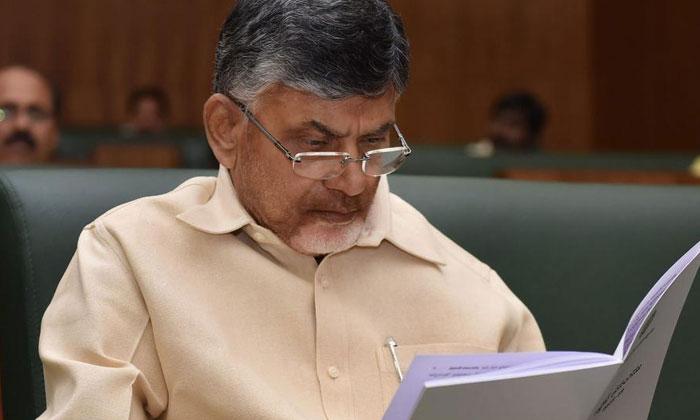 ఆ 'లెక్కలు' తేల్చే పనిలో పడ్డ బాబు-Political-Telugu Tollywood Photo Image