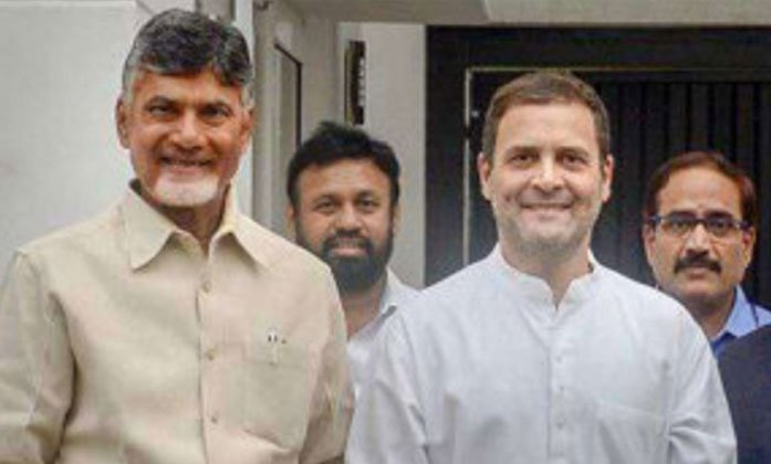 Exit Polls Will Be Decide Chandrababu Strategy In National Politics