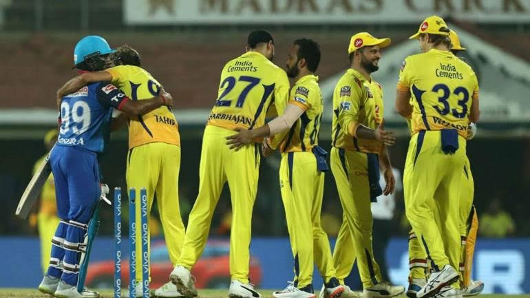 Ipl 2019 Final: Chennai Super Kings Vs Mumbai Indians -
