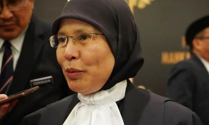 Malaysia Gets Its First Woman Chief Justice
