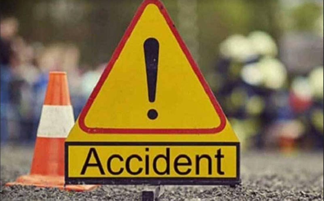 Massive Road Accident In Secunderabad