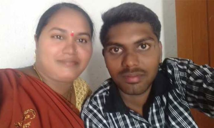 Mother And Son Committed Suicide In Srisailam