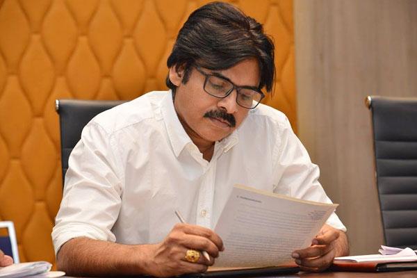 Janasena Chief Pawan Kalyan Concentrate On Corporation Elections