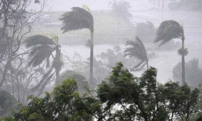 Phoni Cyclone Effect On Uttarandhara Districts