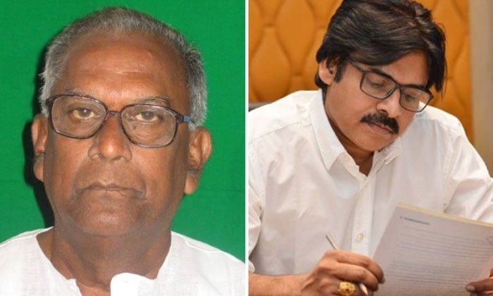 Senior Politician Says Pawan Kalyan Have Chance To Become A Cm
