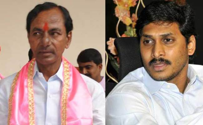 Ys Jagan And Kcr Role In Central జగన్