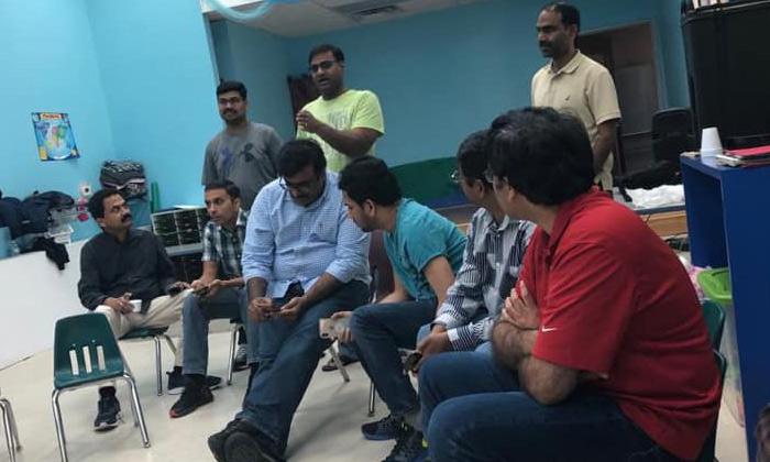 Nats Telugu Celebrations In Dallas