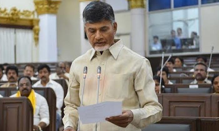 ప్రారంభమైన అసెంబ్లీ సమావేశాలు…తొలిసారి ప్రతిపక్షనేతగా బాబు-Political-Telugu Tollywood Photo Image