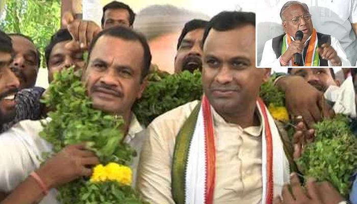 కోమటిరెడ్డి బ్రదర్స్ పై సంచలన ఆరోపణలు చేసిన కాంగ్రెస్ సీనియర్ నేత వీ హెచ్-Political-Telugu Tollywood Photo Image