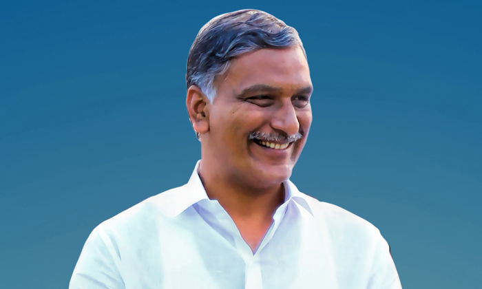 Harish Rao Gets Minister Post In Kcr Cabinet