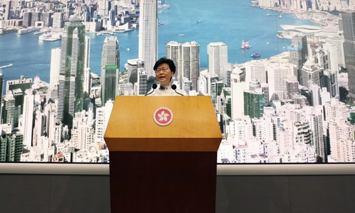 Hong Kong Government Temporarily Suspended Extradition Bill