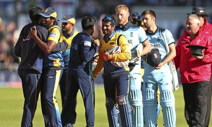 ప్రపంచ కప్ లో అనూహ్య ఘటన…లంక చేతిలో ఇంగ్లాండ్ పరాజయం-Sports News క్రీడలు-Telugu Tollywood Photo Image