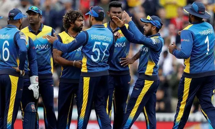 Sri Lanka Won The Match -