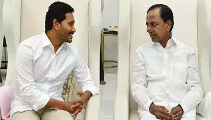 ఏపీ కి వచ్చిన కేసీఆర్-Political-Telugu Tollywood Photo Image
