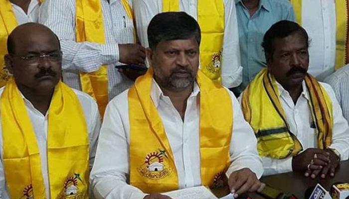 ఇదేంటి తమ్ముళ్లూ : టి.టీడీపీ ఇక లేనట్టేనా -Political-Telugu Tollywood Photo Image