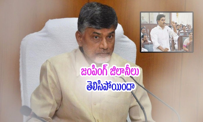 Those Tdp Candidates Are Jump In To Ysrcp Party