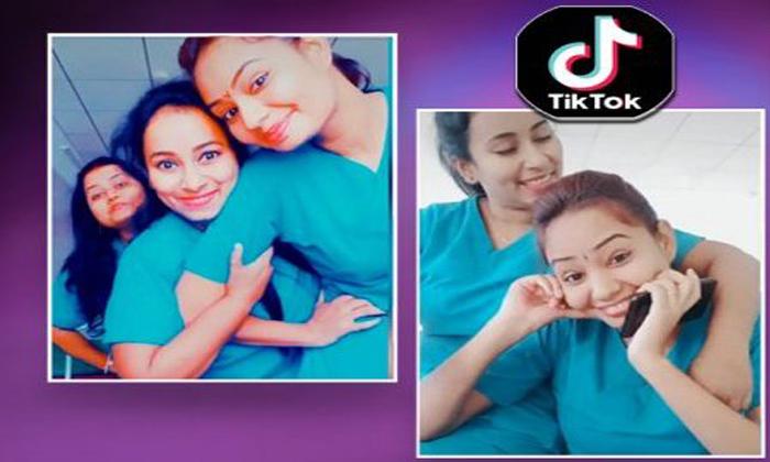 Tiktok Of Nurses In Odisha Hospital Go Viral- Telugu Viral News Tiktok Of Nurses In Odisha Hospital Go Viral--TikTok Videos Of Nurses In Odisha Hospital Go Viral-
