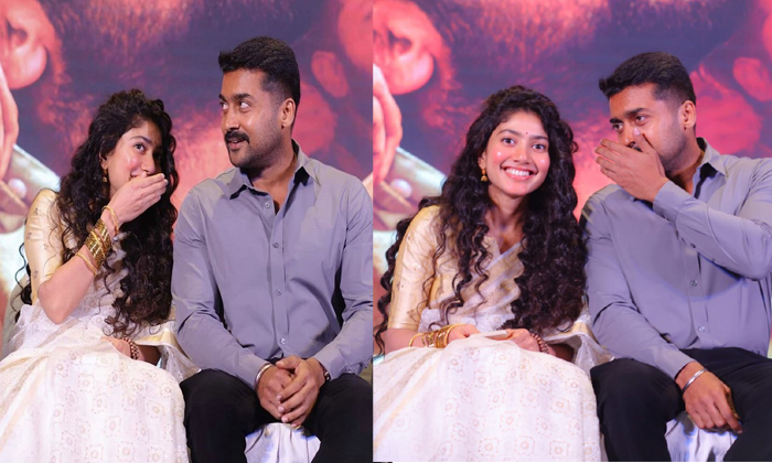 TeluguStop.com - Tolls On Sai Pallavi About Ngk Movie Launch Function