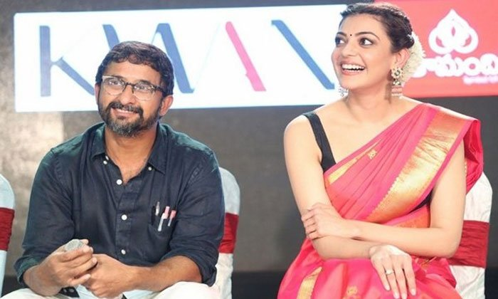 Kajal Believe Director Teja Again