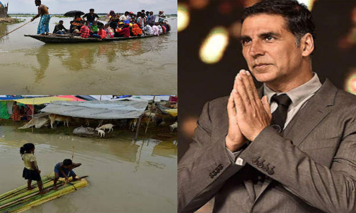 Akshay Kumar To Donate Rs 2 Crore For Assam Flood Victims